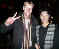 Mr An och Mr Chen